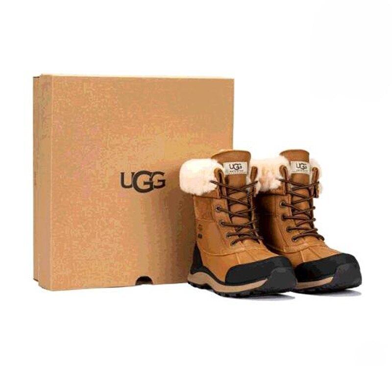 [COSCO代購] W1438717 UGG 女防水短靴