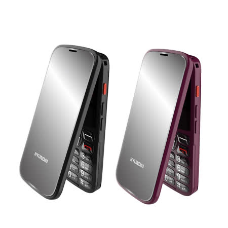 HYUNDAI GD-101 4G折疊手機