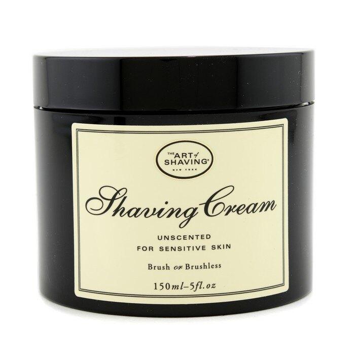 刮鬍學問 The Art Of Shaving - 刮鬍乳霜 Shaving Cream - 無香味(適合敏感性肌膚)