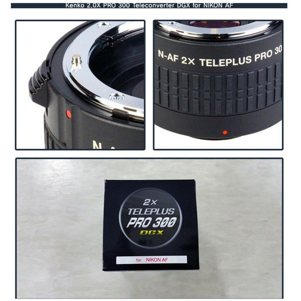 【eYe攝影】KENKO PRO 300 DGX 2X 加倍鏡 NIKON AF 增距鏡 2倍鏡 NIKON 卡口
