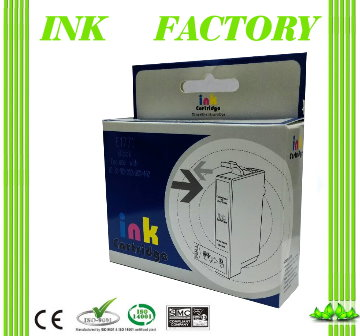 【INK FACTORY】EPSON T0732N T105250 藍色 相容 墨水匣 NO.73N