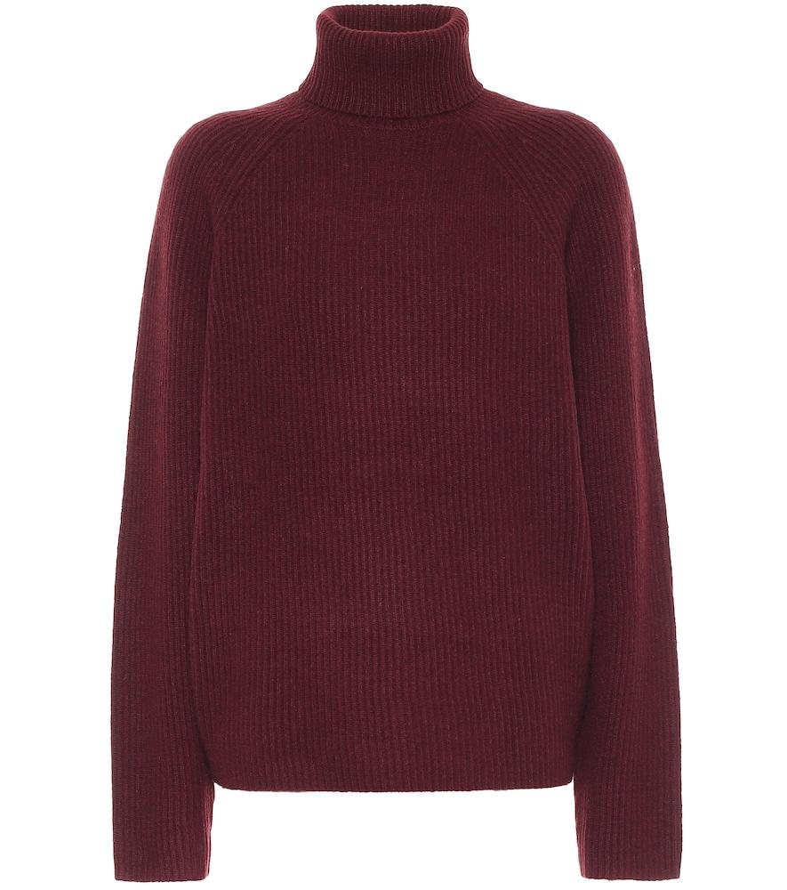 Wigman cashmere turtleneck sweater