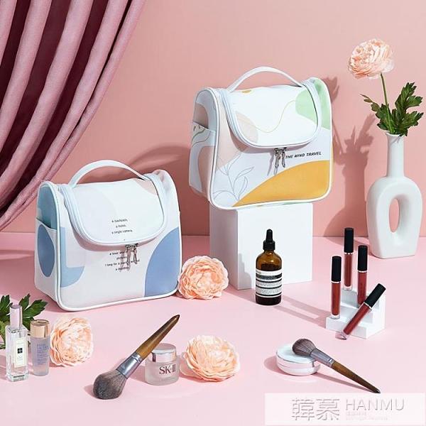 風化妝包女大容量旅行超火便攜洗漱包化妝品防水收納包收納盒  母親節特惠