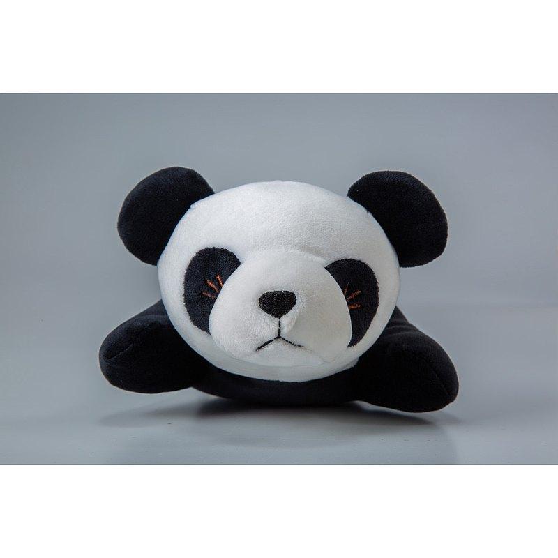 ELECOM 療癒系動物造型舒壓墊/熊貓