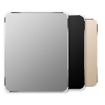 高質感鋁合金滑鼠墊 電競等級滑順流暢