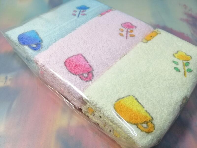 精緻3入童巾【49600072】兒童毛巾 毛巾 洗澡用品 盥洗用品《八八八e網購