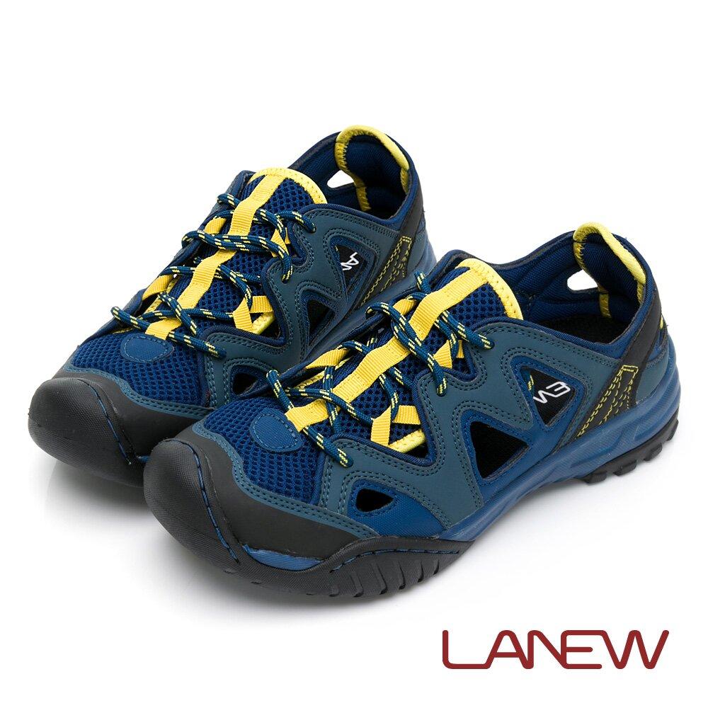 LA NEW 優纖淨消臭溯溪運動鞋(男226613971)