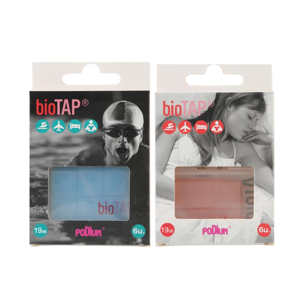 耳塞 歐洲進口矽膠耳塞 bioTAP 現貨供應 可塑性高 隔離噪音 防打呼聲 不深入耳道 防水