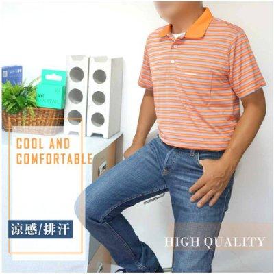 【大盤大】(C15131) 有加大尺碼 夏 吸濕排汗衫 抗UV 速乾POLO衫 短袖口袋衫 涼感衣 薄款 透氣 父親節