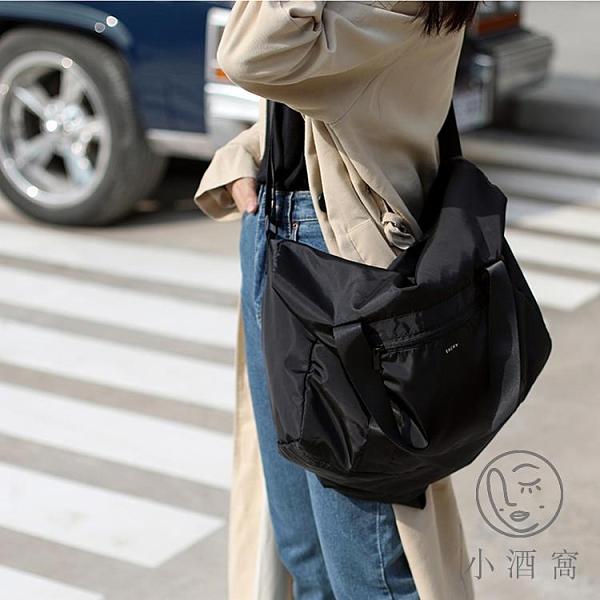 手提大容量健身包旅行袋旅行包行李包包女短途出差輕便【小酒窩服飾】