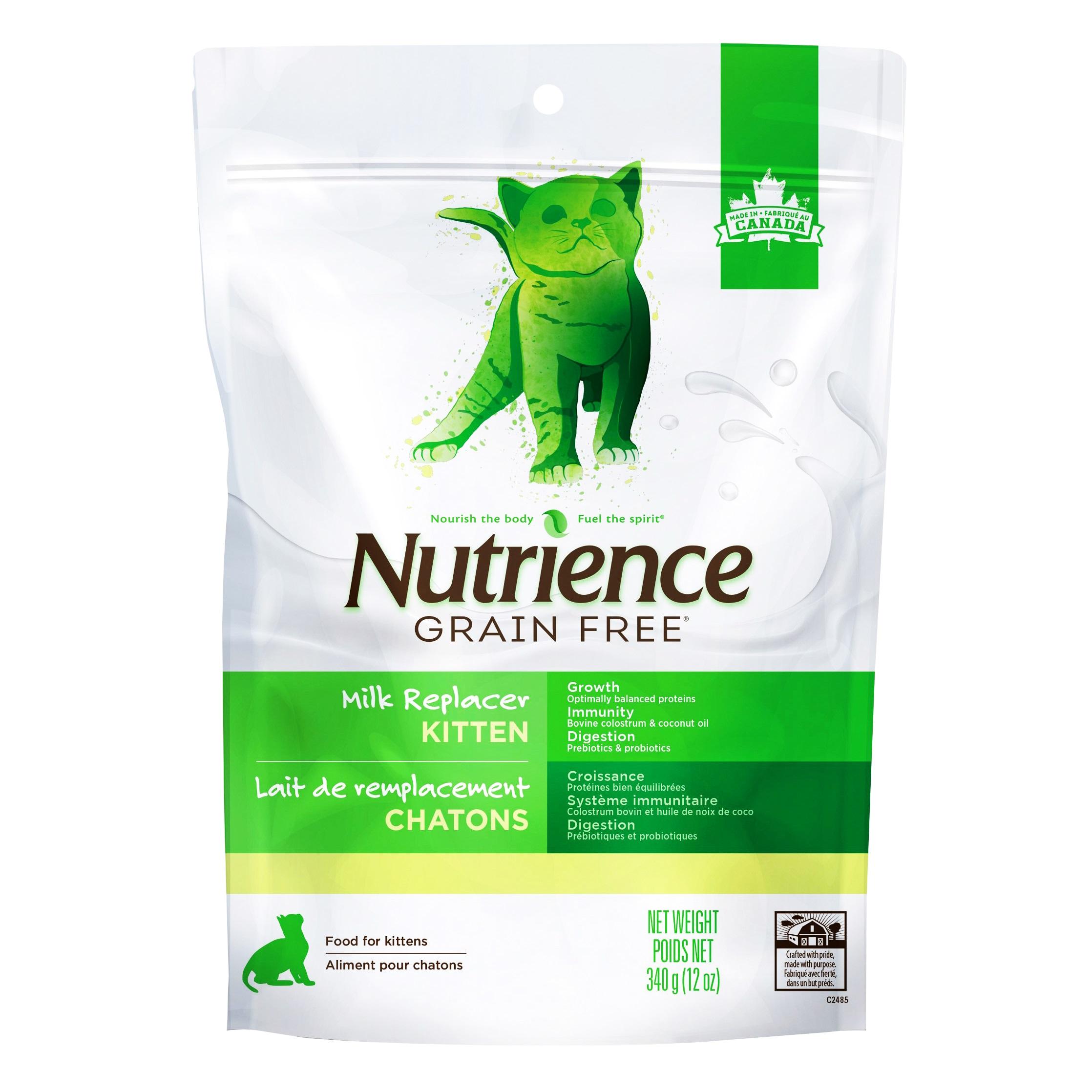 紐崔斯Nutrience 幼貓初乳奶粉 (康復期/營養不良成貓亦可) 340g