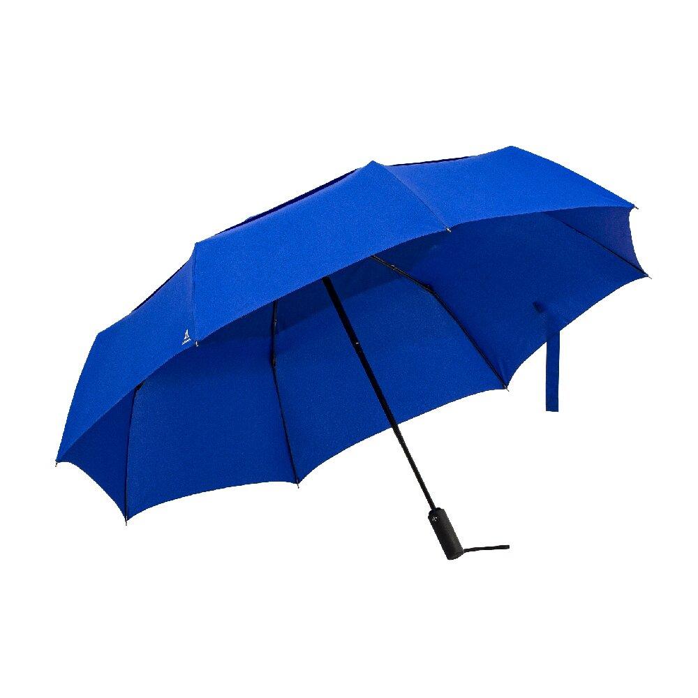 A.Brolly亞伯尼|Portobello防撞自動傘-寶石藍
