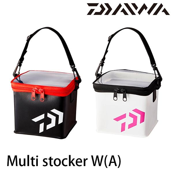 漁拓釣具 DAIWA MULTI STOCKER W(A) [木蝦置物盒]