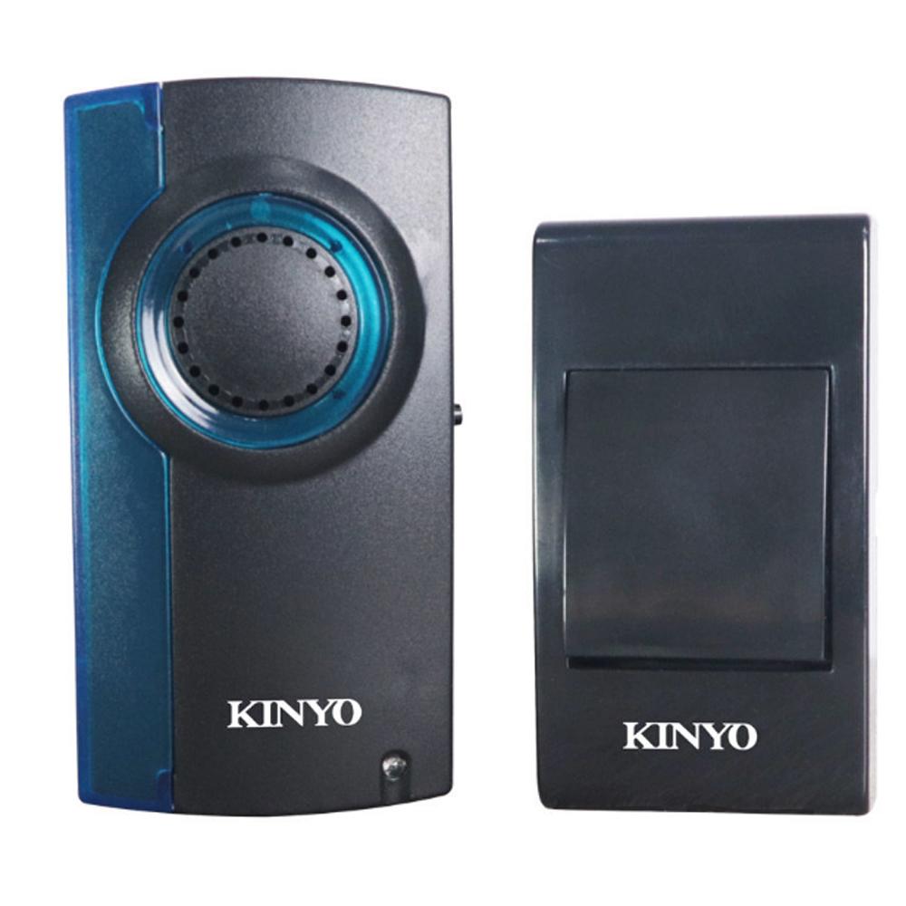 【KINYO】直流式遠距離無線門鈴 DBA-379