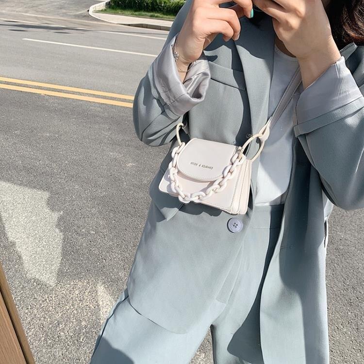 斜背包 今年流行的小包包超火迷你女包2020新款夏季潮百搭單肩包網紅斜挎 清涼一夏钜惠