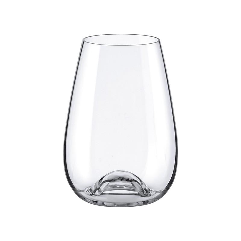 RONA樂娜 / Drink Master專業無梗O形杯 / 香檳杯220ml(4入)【遊趣館 Funland】