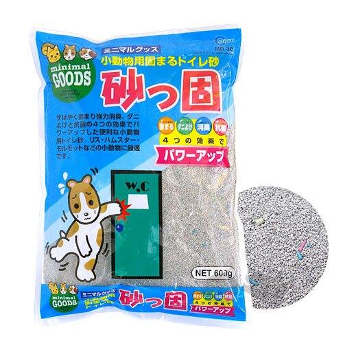 《 日本Marukan》  MR-30凝結鼠砂/防蟲消臭/清潔/細砂