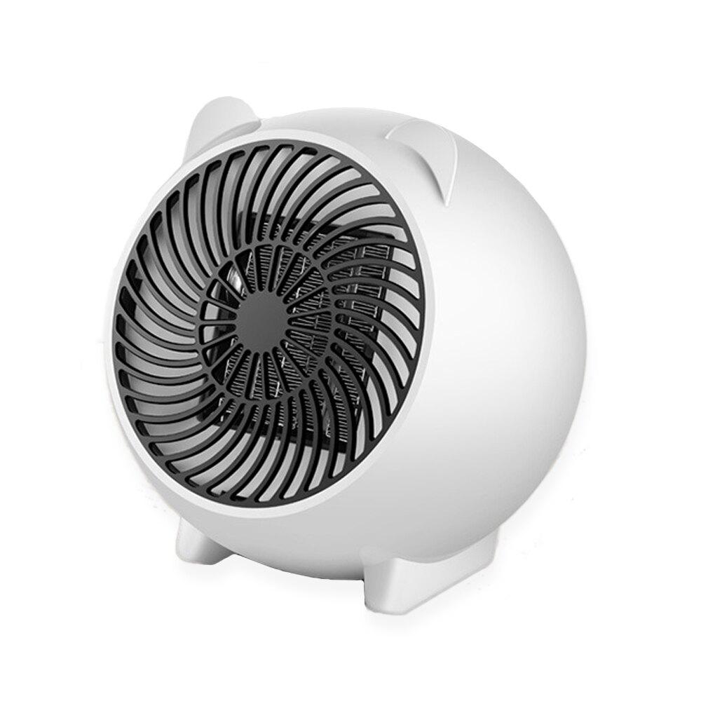 輕巧可愛小豬暖風扇 三秒發熱 輕便小巧 PTC陶瓷發熱 跨年冷颼颼【CSMART+】