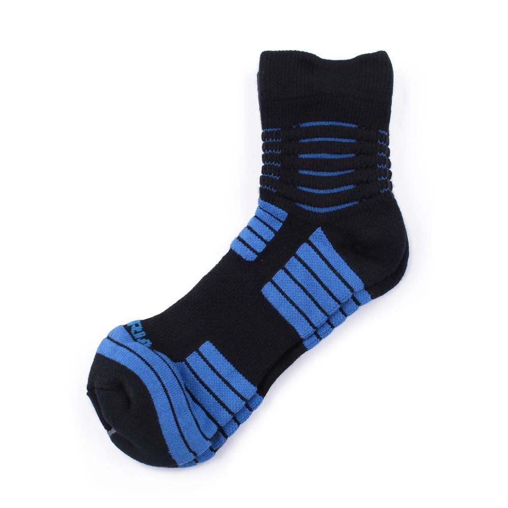 SNORIA 旅跑隊長機能襪 藍 JIO0251