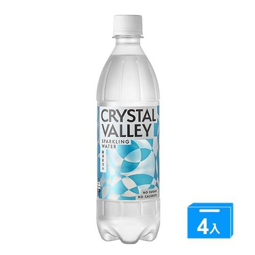 ★買一送一★礦沛氣泡水585ML x 4【愛買】