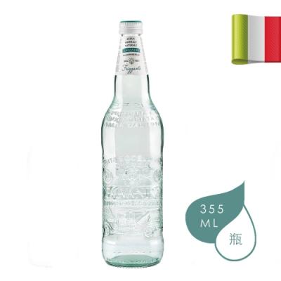 義大利Galvanina羅馬之源天然氣泡礦泉水(藝品款)355ml/瓶