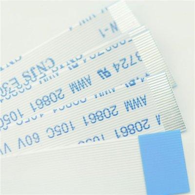 24PIN FFC/TTL扁平線 軟排線 0.5MM 長度20CM 同向 W142-6 [323795]