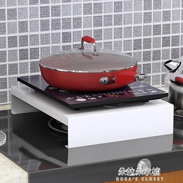 微波爐置物架 廚房電磁爐架 電陶爐電飯煲架微波爐架灶架子蓋板