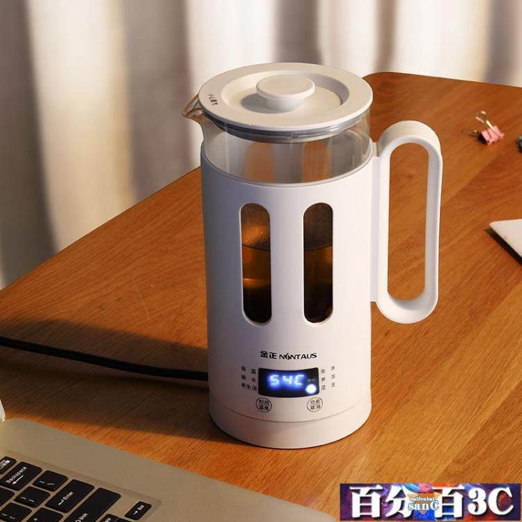 迷你多功能養生杯電加熱水杯小型便攜式辦公室電燉恒溫熱牛奶