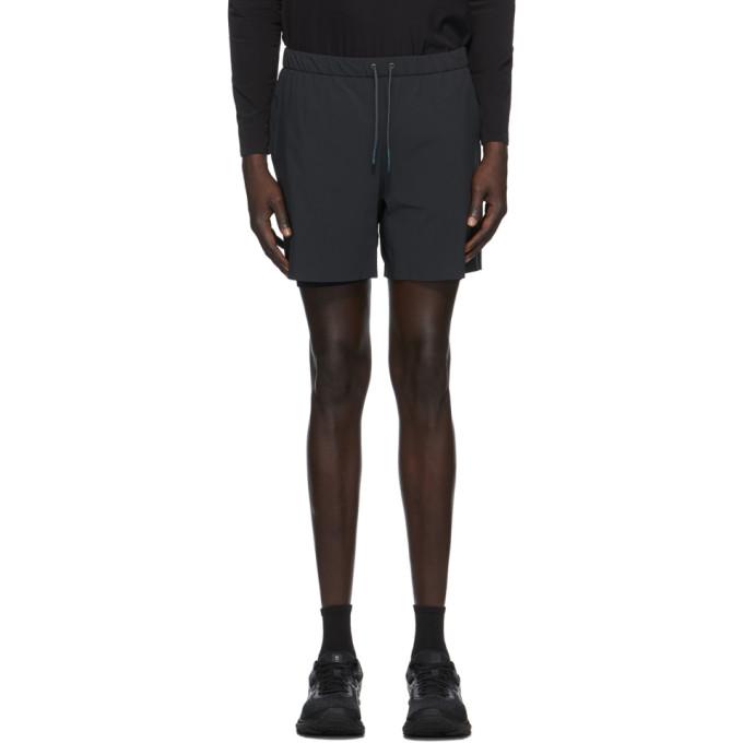 JACQUES 黑色 Compression 短裤