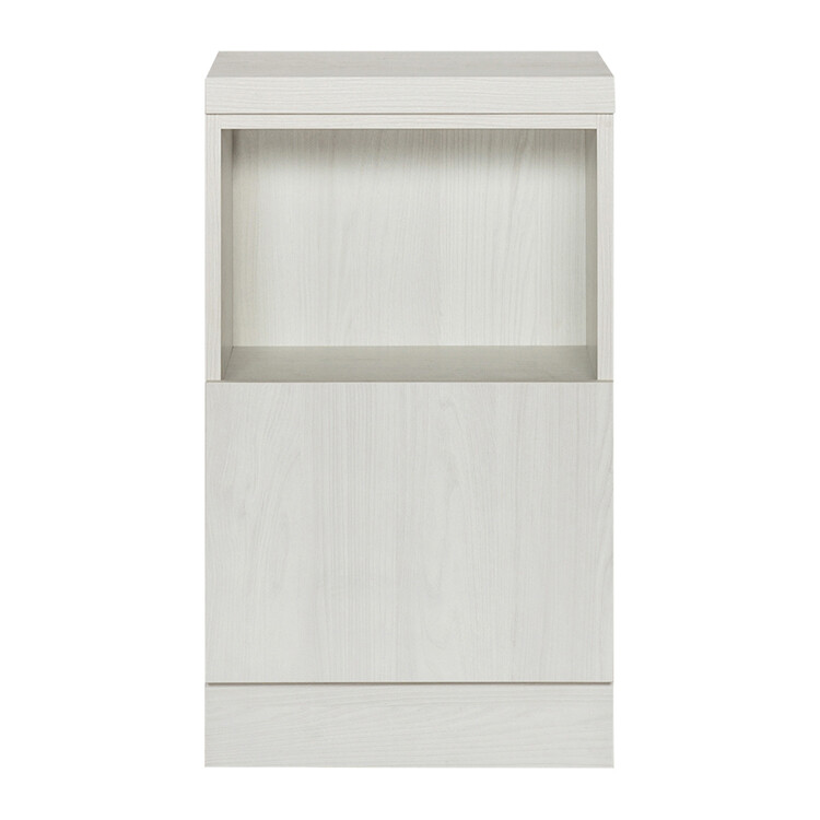 arkhouse伯利恆系列-書房單門二格左開門1.6尺單矮櫃 w50*h78*d35