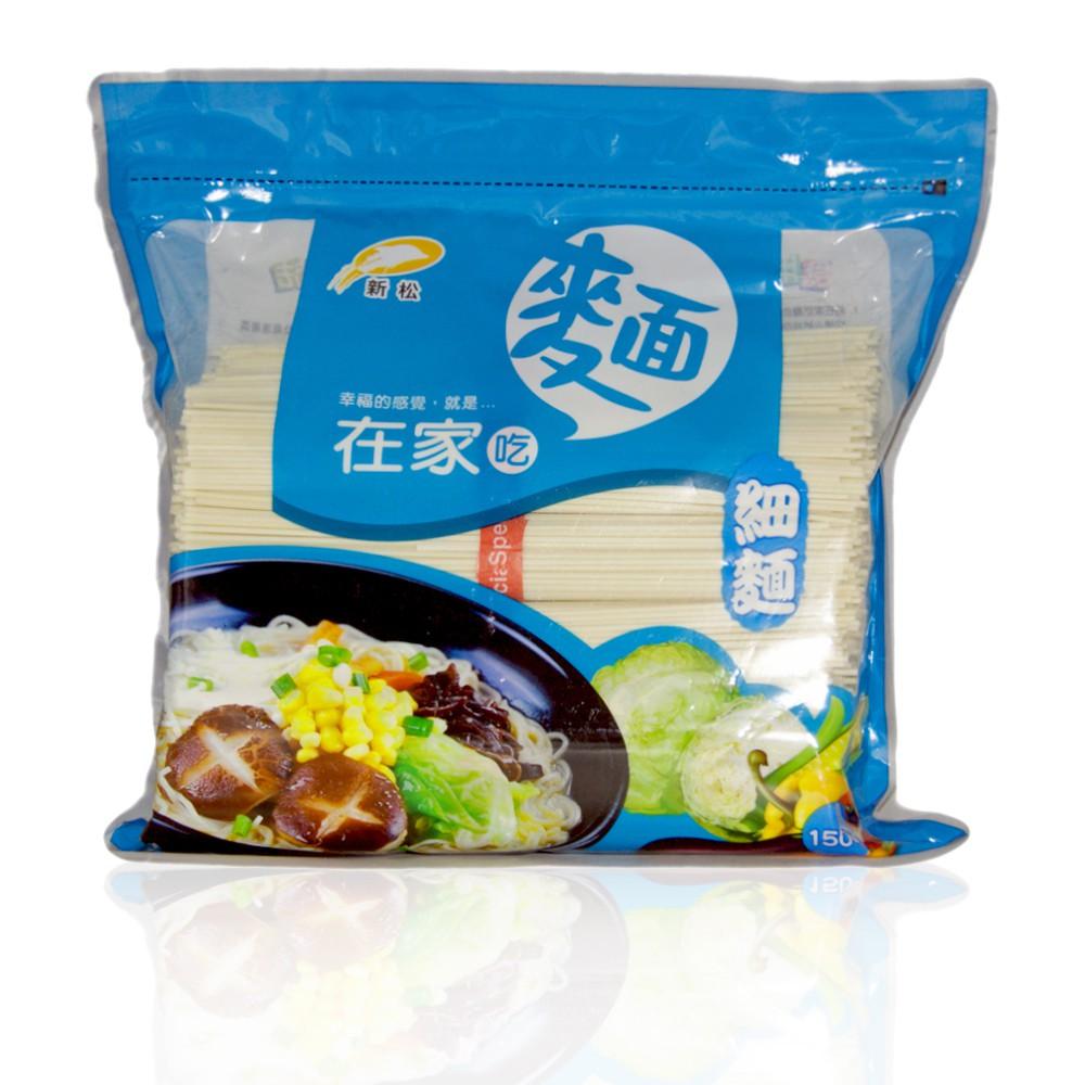 """正逢在家吃麵-北方細麵(1.5kg)""""超商取貨最多3包"""""""