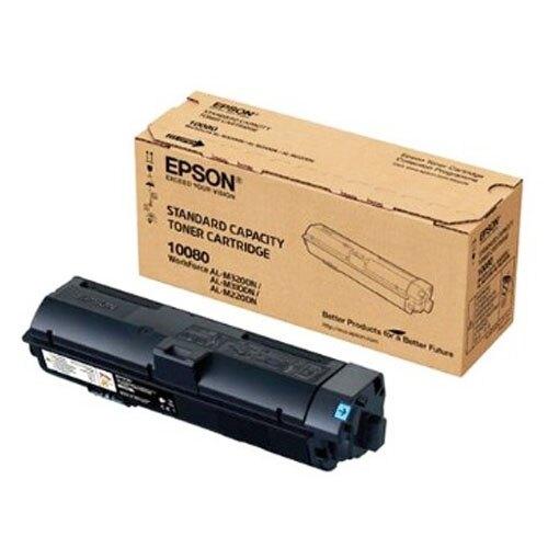 EPSON 黑色原廠碳粉匣 / 個 S110080