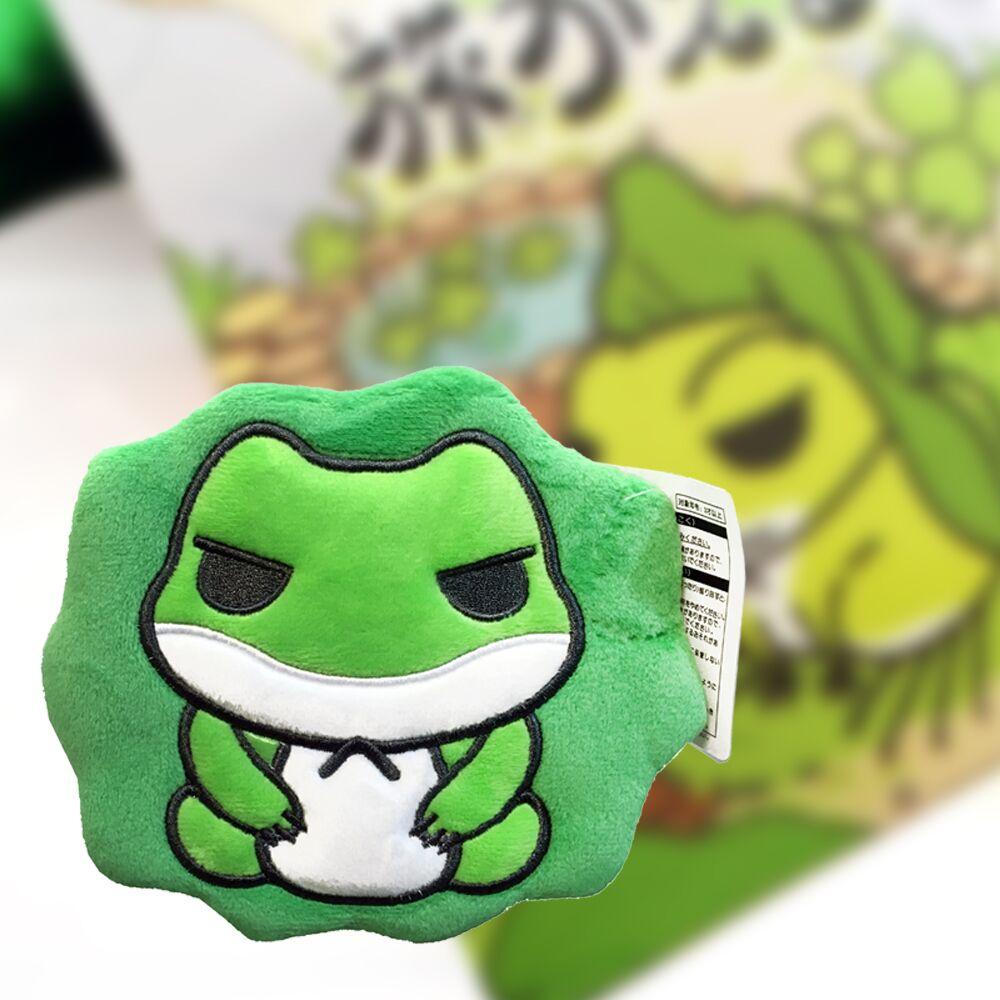 【GCT玩具嚴選】日本青蛙絨毛零錢包