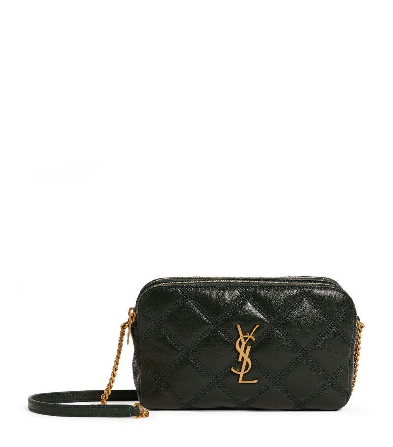 Saint Laurent Becky Matelassé Mini Bag
