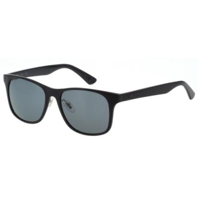 POLICE 太陽眼鏡 (黑色)SPL862K