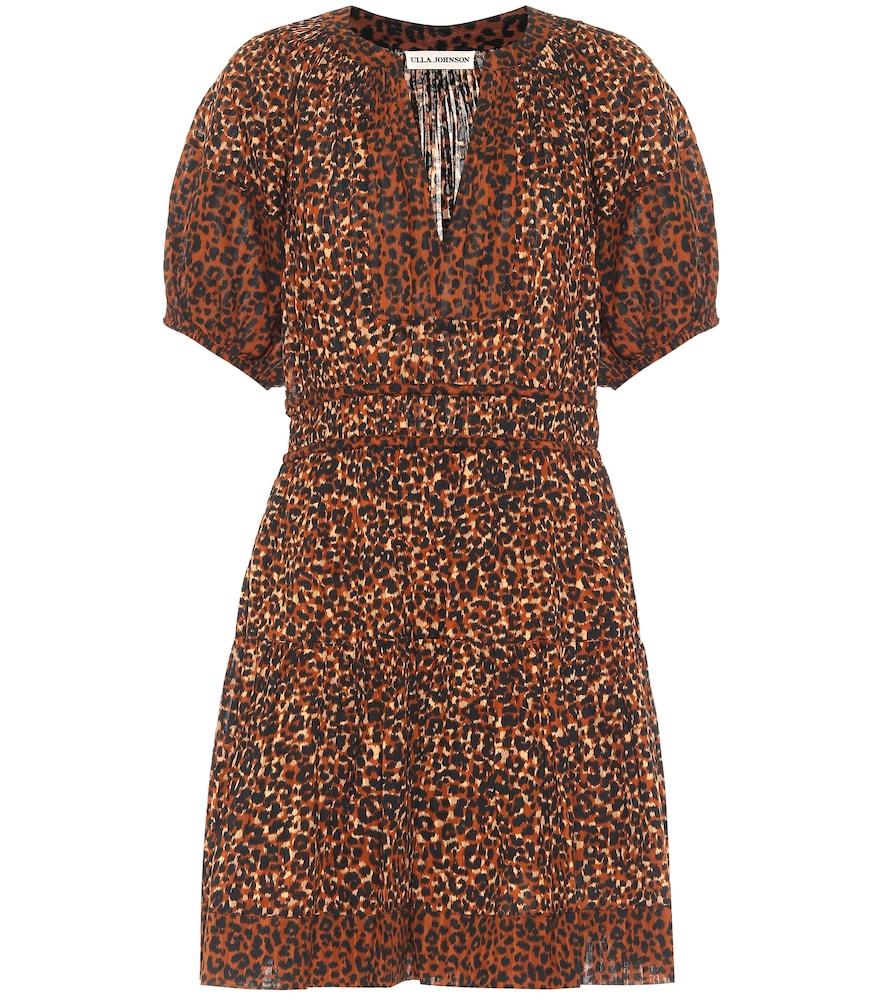 Mariana cotton minidress