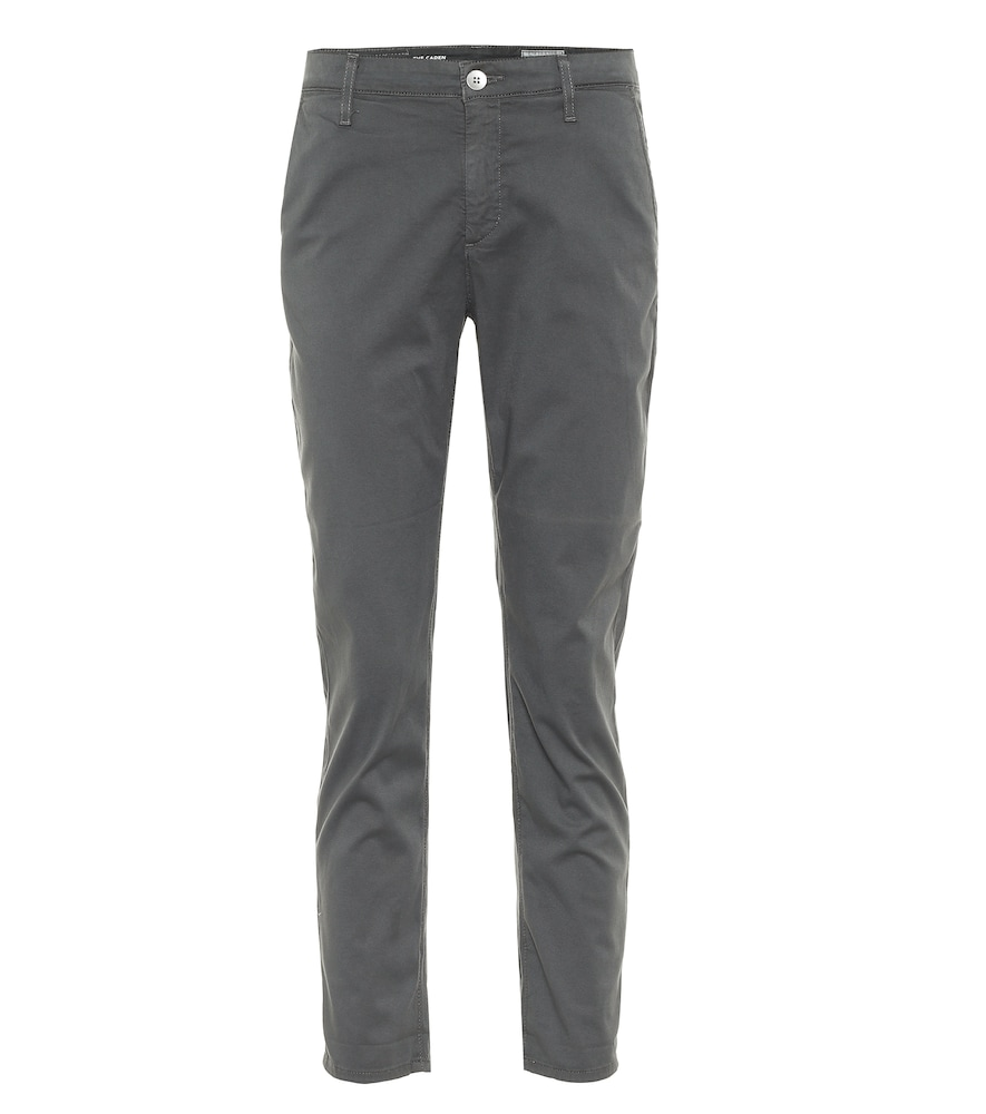 The Caden mid-rise tapered pants