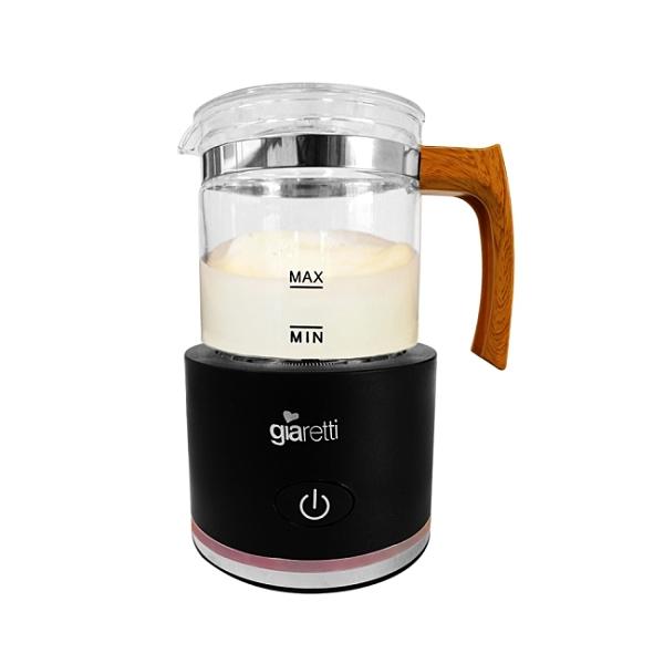 Giaretti吉爾瑞帝全自動冷熱奶泡機 GL-9121黑色
