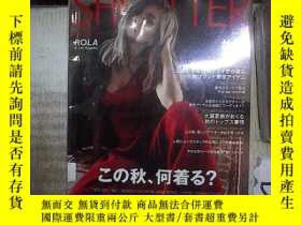 二手書博民逛書店SHEL TTER罕見# 43 AUTUMN 2017 日文雜誌Y180897