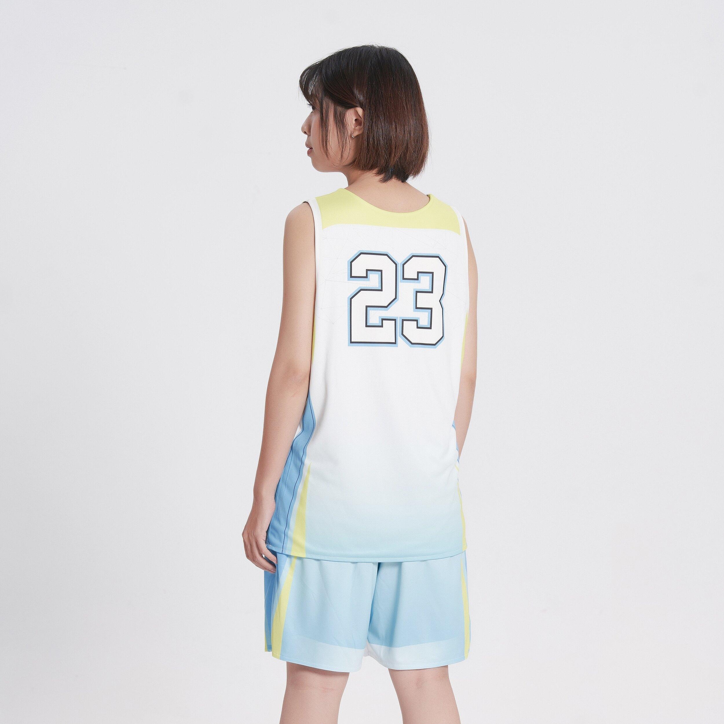 ZELUZ 雙面球衣(舞動藍綠)