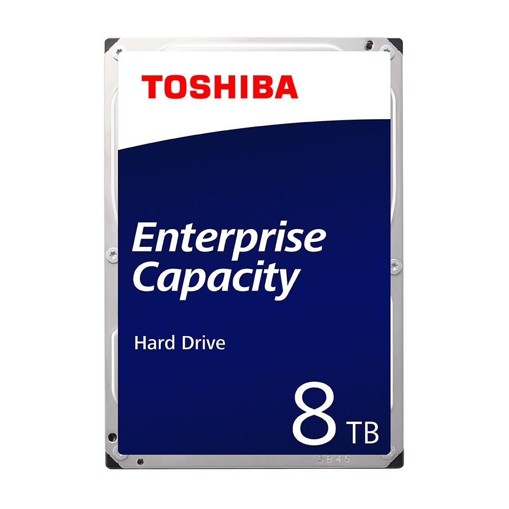 Toshiba 8TB【企業級】256MB/7200轉/五年保(MG06ACA800E)