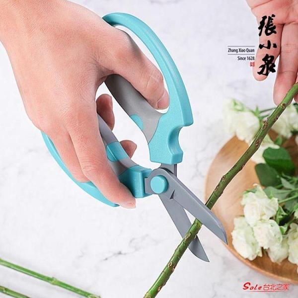 修枝剪 剪刀家用園藝花藝剪刀家用花剪鮮花剪花枝樹枝修花修枝剪刀