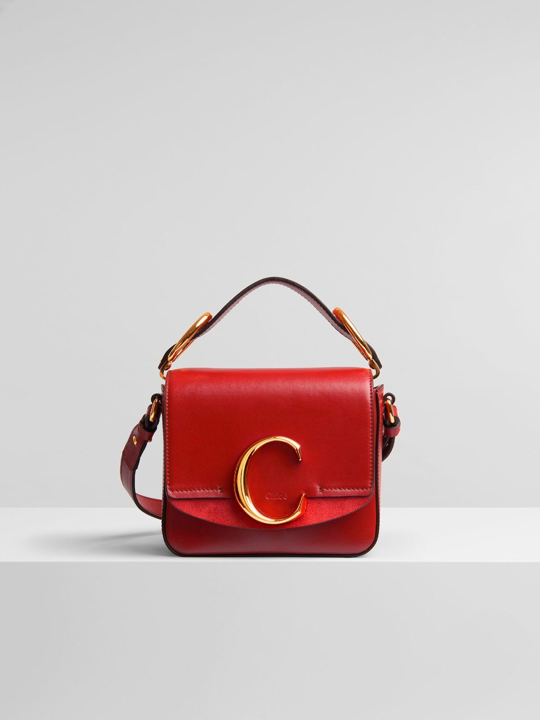 Chloe mini C側背包 $3xxxx