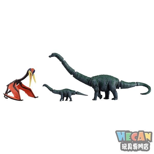 ANIA多美動物園 AA-05 對決!巨大恐龍套組 (TAKARA TOMY) 15414