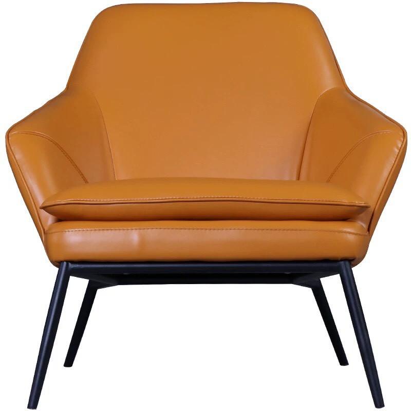 韋恩北歐輕奢休閒單人沙發/單人椅/休閒椅 ED001
