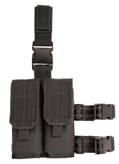 腿部包 戰術雙聯包戶外多功能腿包手機腿包腿套AK M4彈夾包模塊化腿掛