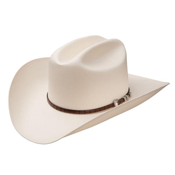Stetson Bar None - (100X) Straw Cowboy Hat (Closeout)
