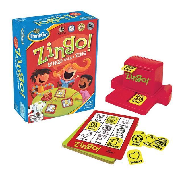 賓果遊戲Zingo!