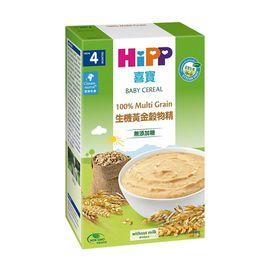 喜寶 HiPP生機黃金穀物精 200g (AL30405) 280元 (買6送一)