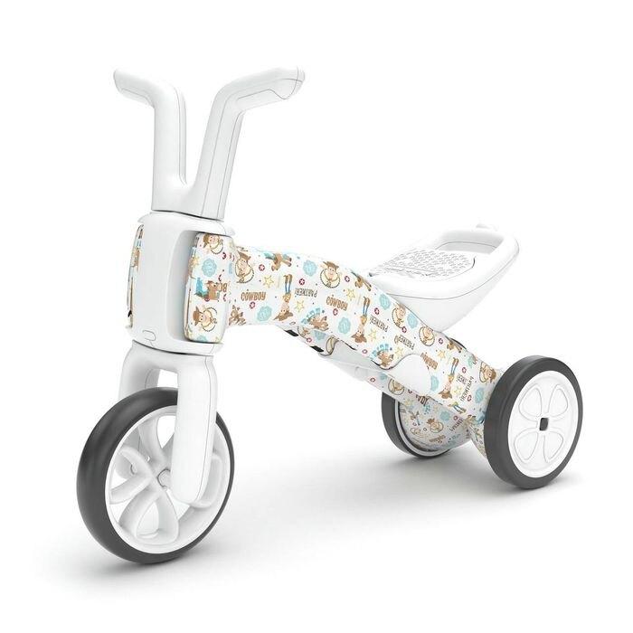 比利時 Chillafish Bunzi 玩具總動員學步平衡車★愛兒麗婦幼用品★